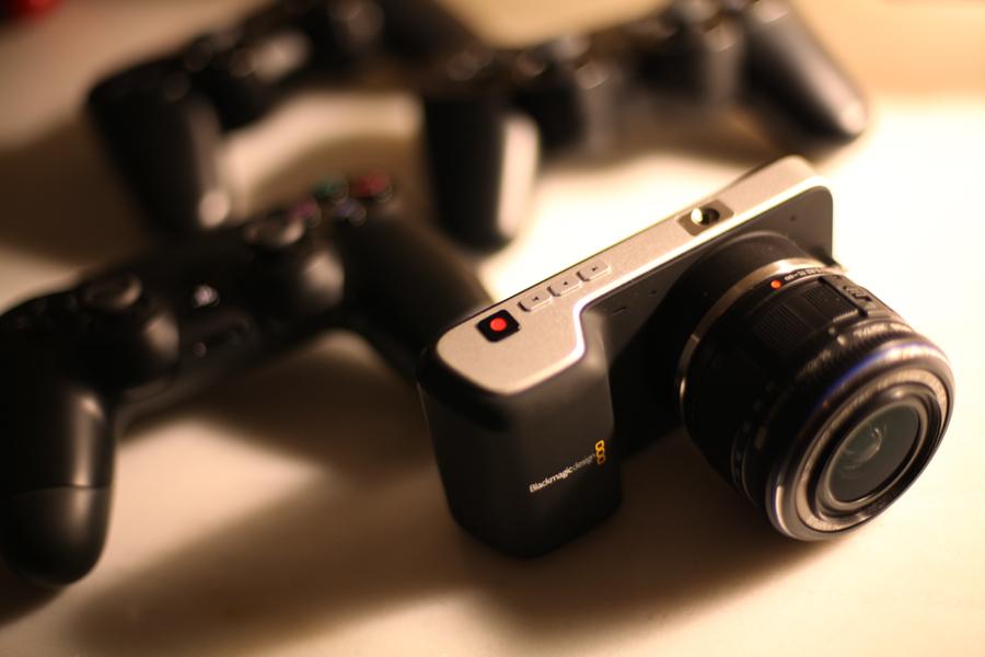 BlackMagic Pocket Cinema Camera as a Stills and Motion Portrait ...