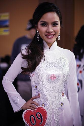 Miss Viet Georgia