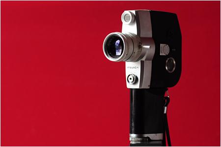 Fujica Movie Camera
