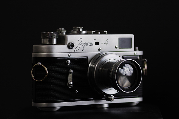 Zorki 4 and Leica 50mm f/2