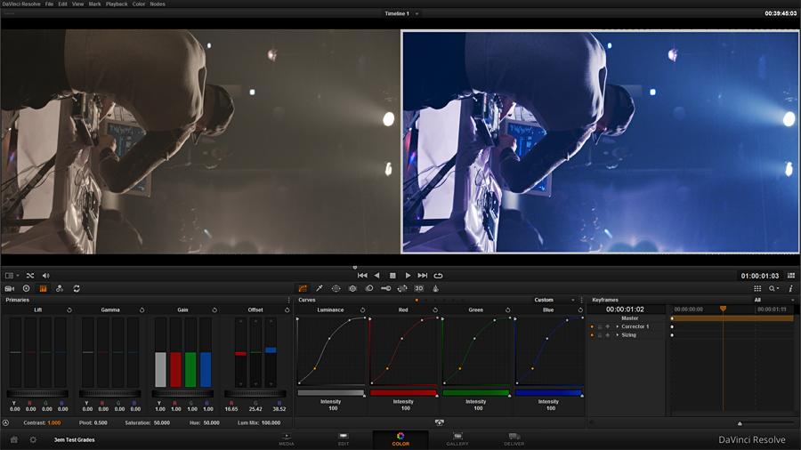 Pocket Cinema Camera and Resolve / Random Edits | Boon Vong | www b